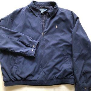 Ralph Lauren Classic Navy Jacket